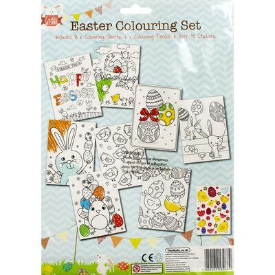 Easter Colouring Set image number 4