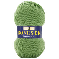 Bonus DK: Grass Yarn 100g