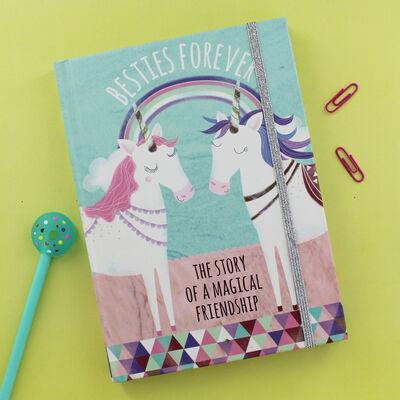 Best Friends Unicorn Journal image number 3