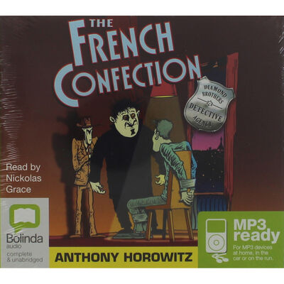 The French Confection: MP3 CD image number 1