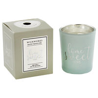 Home Sweet Home Fresh Vanilla Candle