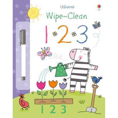 Wipe-Clean: 123 image number 1