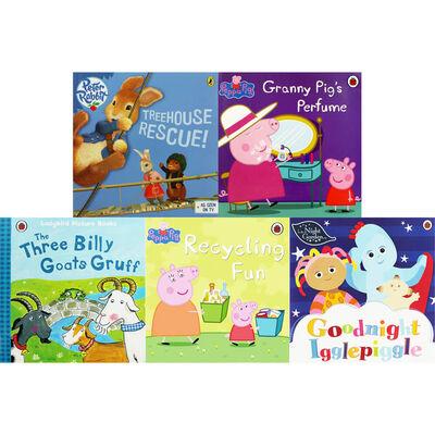 Iggle Piggle: 10 Kids Picture Books Bundle image number 2
