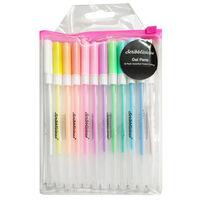 Pastel Gel Pens - 12 Pack