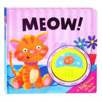 Meow! Big Button Sound Book
