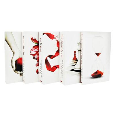 The Twilight Saga: 5 Book Box Set image number 3