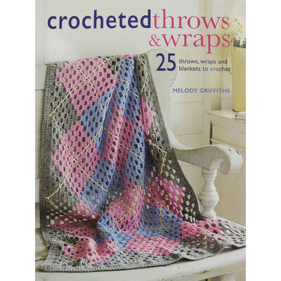 Crocheted Throws And Wraps image number 1