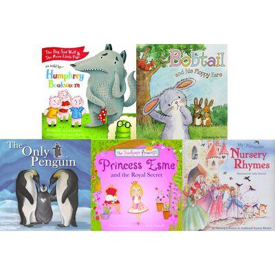 Teddy Bear Secrets: 10 Kids Picture Books Bundle image number 2