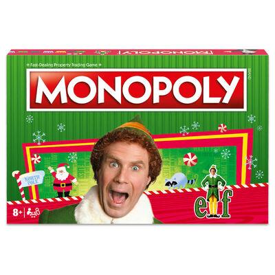 Elf Monopoly Board Game image number 1