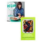Vegan and Vegetarian Cooking - 2 Book Bundle image number 1