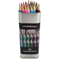 Colouring Pencils - Set Of 36