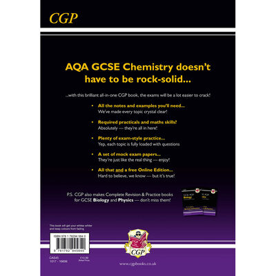 CGP GCSE Chemistry Grade 9-1: Complete Revision & Practice image number 3