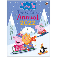Peppa Pig Official Annual 2022