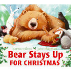 Bear Stays Up For Christmas image number 1