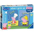 My First Puzzles Peppa Pig 6-in-1 Jigsaw Puzzle image number 1