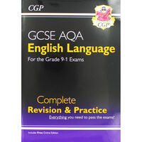 GCSE AQA English Language: Complete Revision & Practice