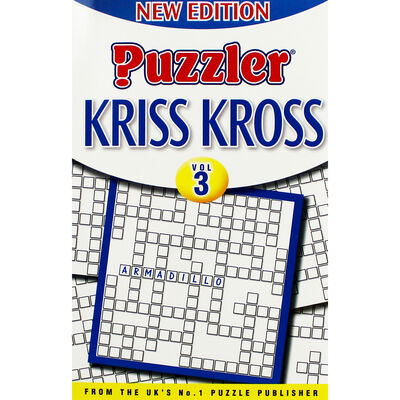 Puzzler Kriss Kross: Volume 3 image number 1
