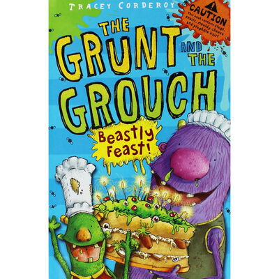 The Grunt and the Grouch: Beastly Feast image number 1