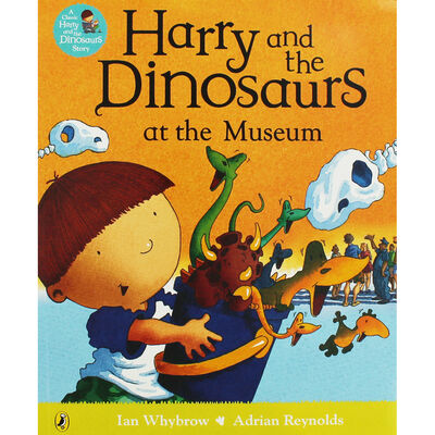 Harry And Dinosaurs At The Museum image number 1