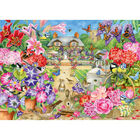 Floral Garden 1000 Piece Jigsaw Puzzle image number 2