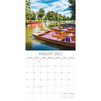 Cambridge Square Calendar 2021