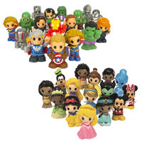 Marvel and Disney Ooshies XL Figures: Assorted