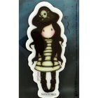 Santoro Rubber Stamp - Number 49 Piracy image number 2