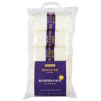 Bonus DK Cream Yarn 100g: Pack of 5