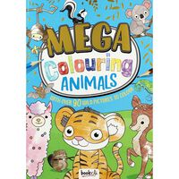 Mega Colouring Animals