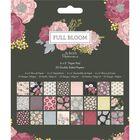 6x6 Paper Pad Full Bloom image number 1