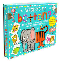 Where's My Bottom?: Activity Set