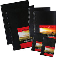 Artist Field Sketch Book Bundle