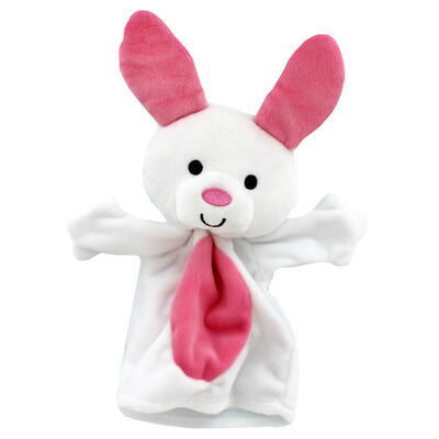 Easter Bunny Hand Puppet image number 2