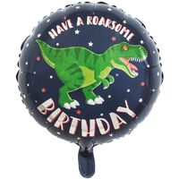 18 Inch Dinosaur Helium Balloon
