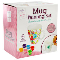 Paint Your Own Mug Kit