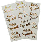 Bride Squad Temporary Tattoos - Pack of 16 image number 2