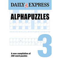 The Daily Express Alphapuzzles 3