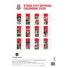 The Official Stoke City Football Club 2020 Calendar image number 3