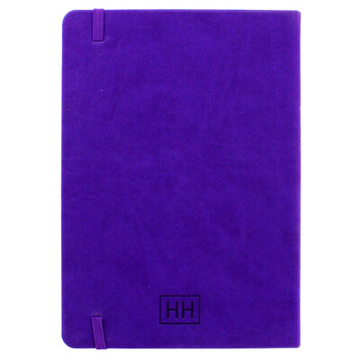 A5 Case Bound PU And Now Faith Notebook image number 3