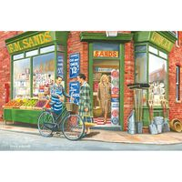 Corner Shop 1000 Piece Jigsaw Puzzle