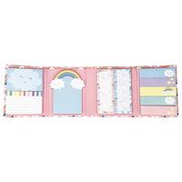 Rainbow Foldable Sticky Notes