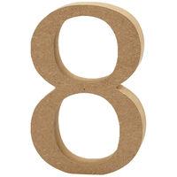 MDF Number: 8