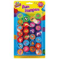 Fun Stampers: Pack of 26
