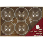 Fill Your Own Baubles - 6 Pack image number 1