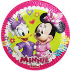 Minnie Mouse Small Paper Plates - 8 Pack image number 1