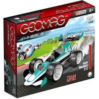 Geomag Wheels: Team Nitro Magnetic Construction Set