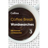 Collins Coffee Break Wordsearches Book 3