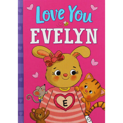 Love You Evelyn image number 1