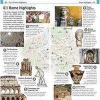 DK Eyewitness Top 10: Rome