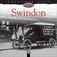 Swindon Heritage 2020 Wall Calendar